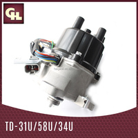 Auto Ignition Distributor assy Applicable for HONDA CRV 2.0L, OEM: 30100-P08-E01, 30100-PT3-A03