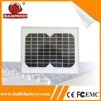 High efficiency 5w mono pv module 5watt cheap solar panels for sale