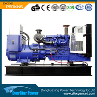 Chinese factory price open type 250kva generator diesel power engine for sale with CE/ISO/GS