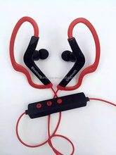 Top Selling Portable Stylish Headsets Noise Cancellation Wood Earphones Stereo Bluetooth Earphone