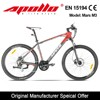 China Apollo New Model electric bike , electric bike battery 36v 10ah,electric mountain bicycle