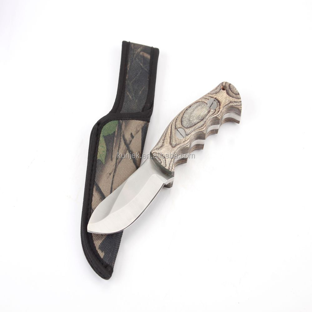 Hunting Knife with Pouch