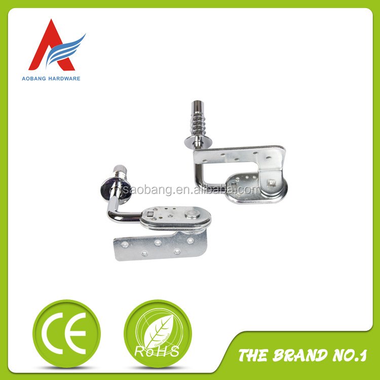 Multi-angle metal folding hydraulic collapsible hinge for sofa