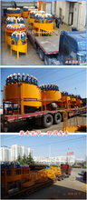 Cyclone Sand Separator For Gold Processing Equipment