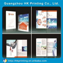 Full color customized paper brochure <strong>printing</strong>,magazine <strong>printing</strong>