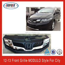 car tuning accessories grille for Honda City 2012~2013