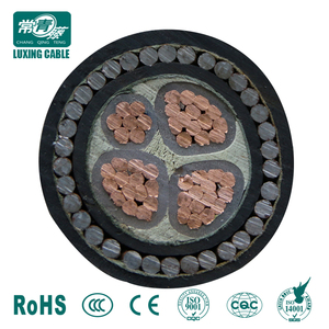 4 cores 16mm electric cable armoured power cable
