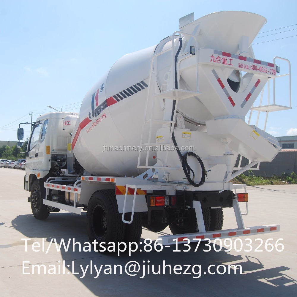 8 cubic meters right hand drive mini concrete mixer isuzu / dongfeng 4x2 truck / drum price in dubai,pakistan,india