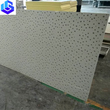 PVC coated Perforated Drywall Plasterboard