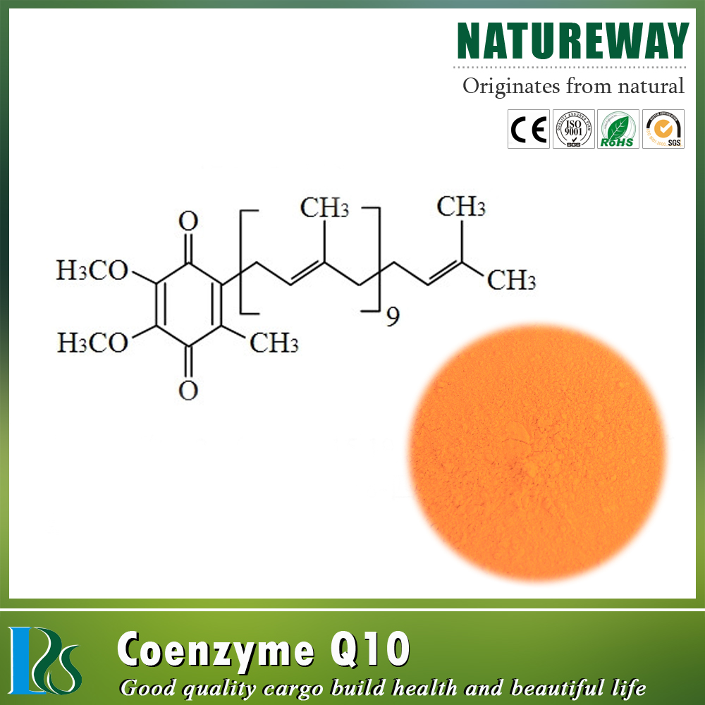 98% Powder (GMP / FDA / COS), Water Soluble Coenzyme Q10