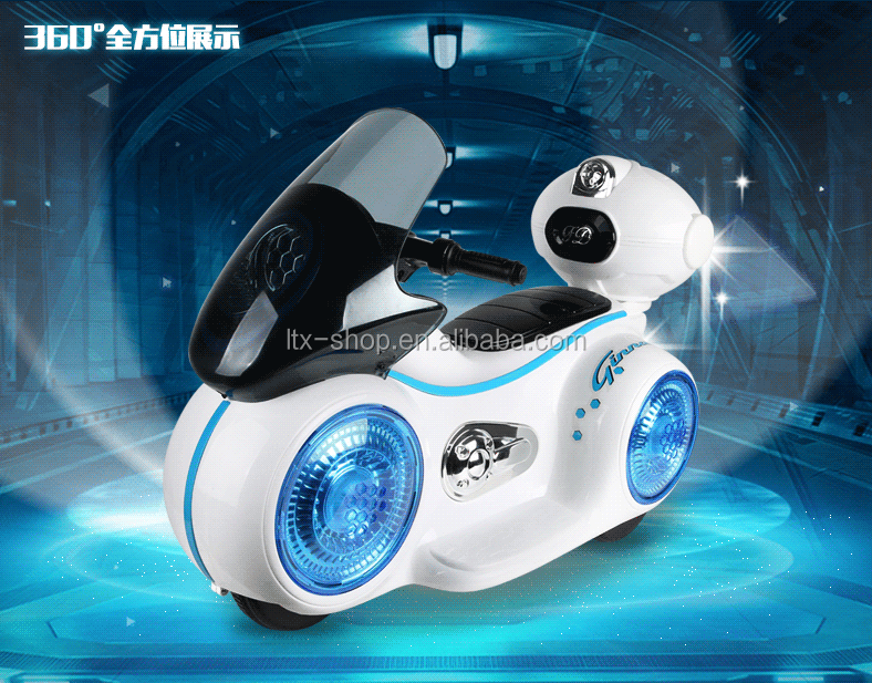 Hot-selling Mini Electric Motorcycle For Kids Chopper With Music/Flashlight Mini Kids Electric Motorcycle