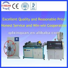 corrugated pvc pipe production line