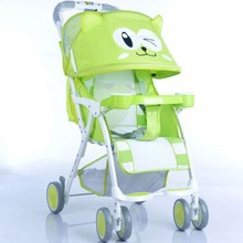 Child stroller and baby go cart push chair wholesale folding baby stroller