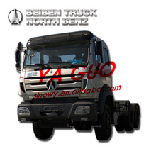 BEIBEN 420HP ALL WHEEL DRIVE 6X6 TRACTOR TRUCK(ND42600F38J)