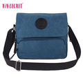 Eco-friendly bolsa mensageiro vintage cross body bag men recycled shoulder bag material canvas vintage messenger bag