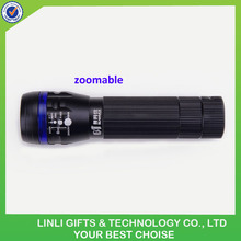 High Powre LED Long Distance Flashlight
