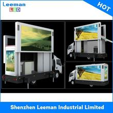 hd mobile led billboard/truck advertising solar powered trailers sample letter text