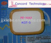 polyethylene wax of KGT-5
