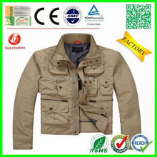 Popular New Style first genuine leather jackets Factory