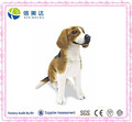Vivid and Smart Beagle Plush doll Toy