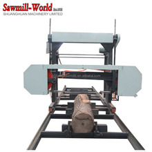 electric saw mill,band saw machine for wood cutting