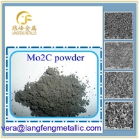 Mo2C powder with petroleum refiner manufacturer Molybdenum carbide powder 99.5% purity refiner