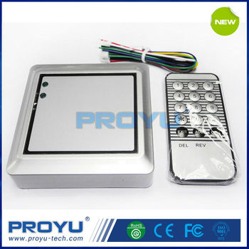Hot Sell RFID Waterproof Access Controller with Remote Control Used for Access Control System PY-AC80