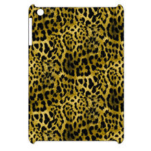 New Product 2013 leopard cover case for ipad mini