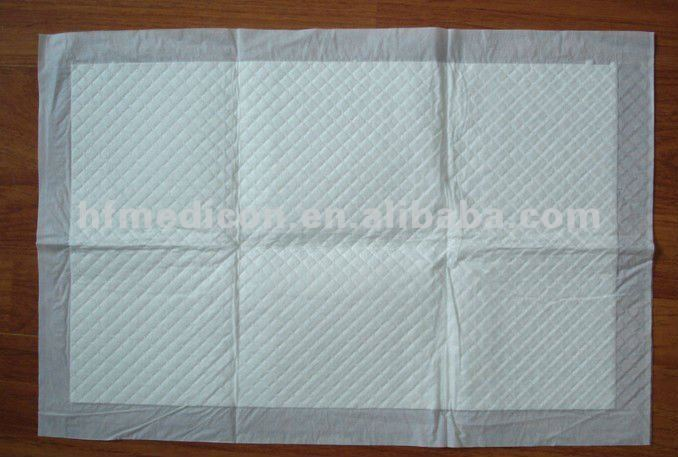 Medical Dendal Bed Disposable Underpad