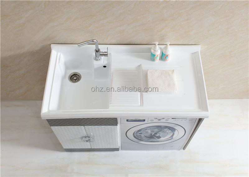 New Arrival Stainless Steel Bathroom Vanity Cabinet With