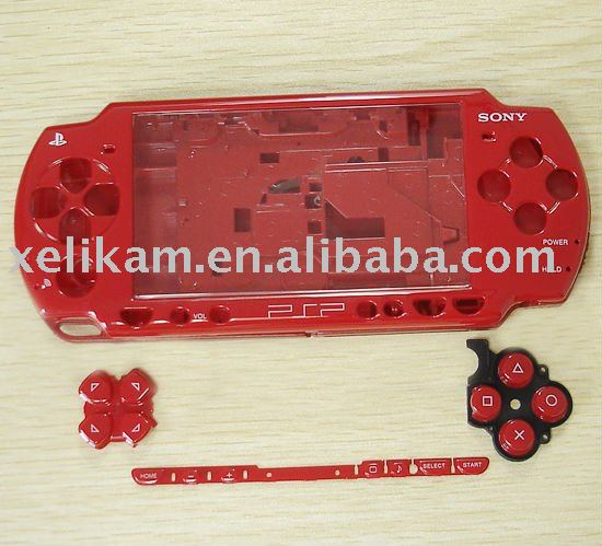 For PSP 3000 full replacement faceplate for psp faceplate