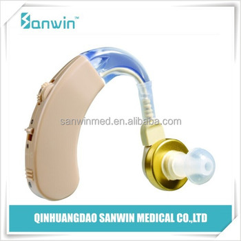 2016 hot selling high quality CE and ISO approved cheap BTE ear hearing aid F 137