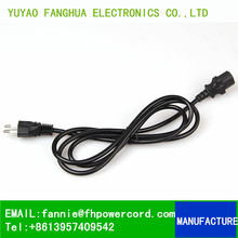 UC approved Brazil 13a power cord for laptop with connectore c13