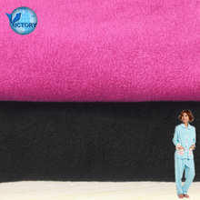 CVC Cotton Polyester Ground Fracturing Earth Rupture Terry Anti Pilling Polar Fleece Fabric for Blanket,Jacket,Garment