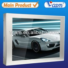 7 inch split screen display lcd ad monitor