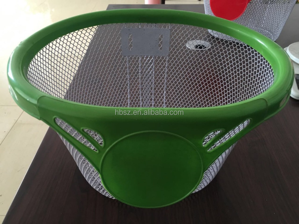 2015 popular Hot sale Lovely children Bicycle basket for kids