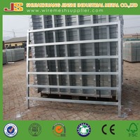 High quality Heavy duty galvanized livestock cattle panels made in China