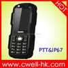 2.4 inch Discovery A12i IP67 waterproof mobile phone with walkie talkie Dual SIM 3800mAh Battery Outerdoor Rugged Phone