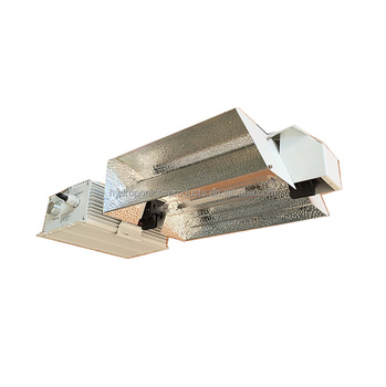 Hydroponic Equipment Reflective hydroponic indoor Double Ended Grow light fixture