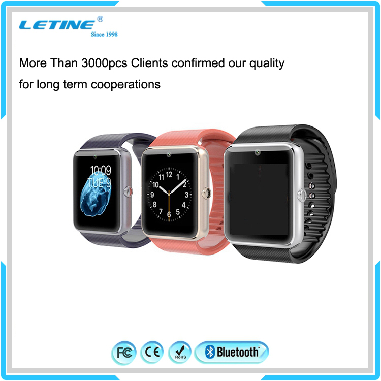 Cheap Price Hand Watch Mobile Phone Smartwatch for Branded Apple GT08 A1 DZ09 Camera Smart Watch Android Wristwatch