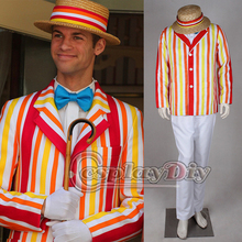 custom made Bert costume men outfit from Mary Poppins cosutme movie