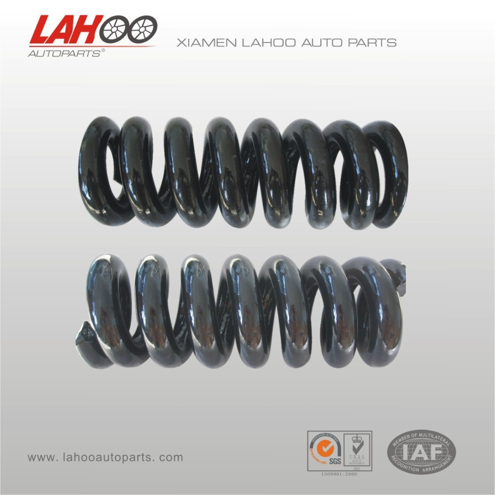 Custom shape High quality truck coil spring