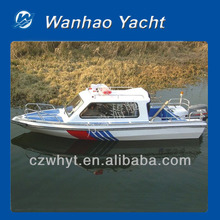 Wh538 new 8 people motor boat passenger boat