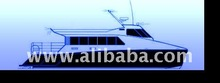 Aluminum Catamaran Ferry