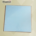 fiberglass ceiling acoustic board good quality building materials