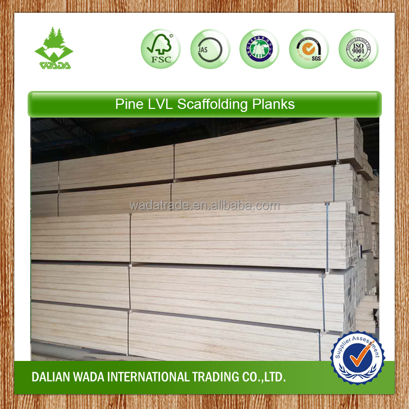 Cheap price LVL scaffolding wood/planks