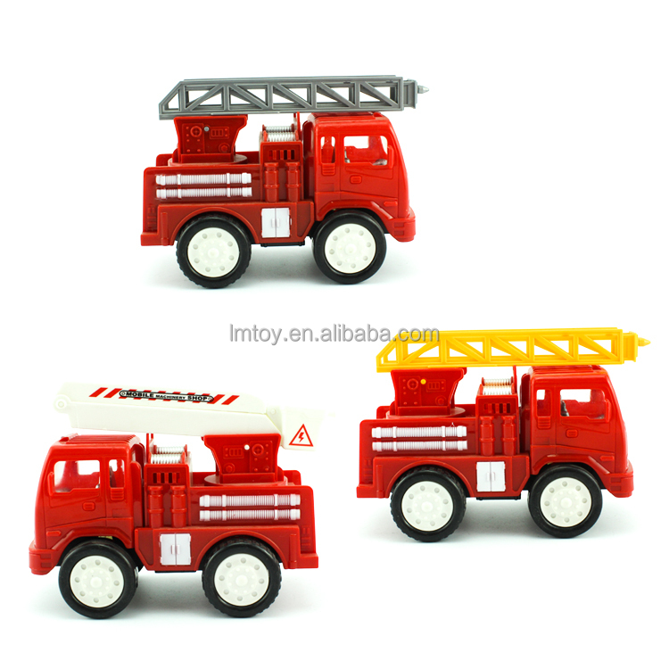 2017 Power Construction Truck Friction Car Toys for Children with Best Price