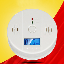 Wireless Security Alarm System Sensor Carbon Monoxide Alarm Fire Gas Security Alarm System Kitchen Bathroom CO Detector