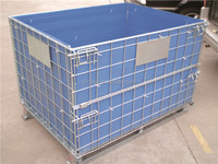 metal mesh cage for storage usage