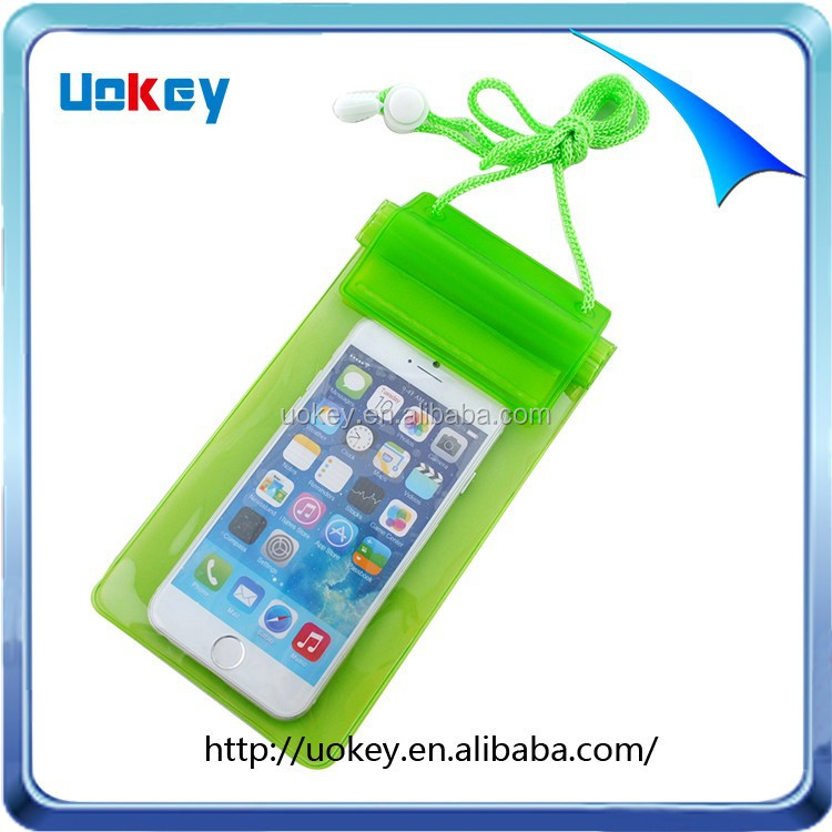 Uokey professional China supplier waterproof case for Iphone 7